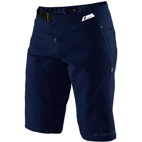 100% Airmatic Enduro/Trail Pantalones cortos Hombre, azul